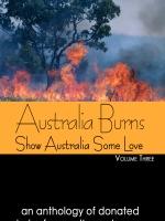 Australia Burns Volume 3 Cover