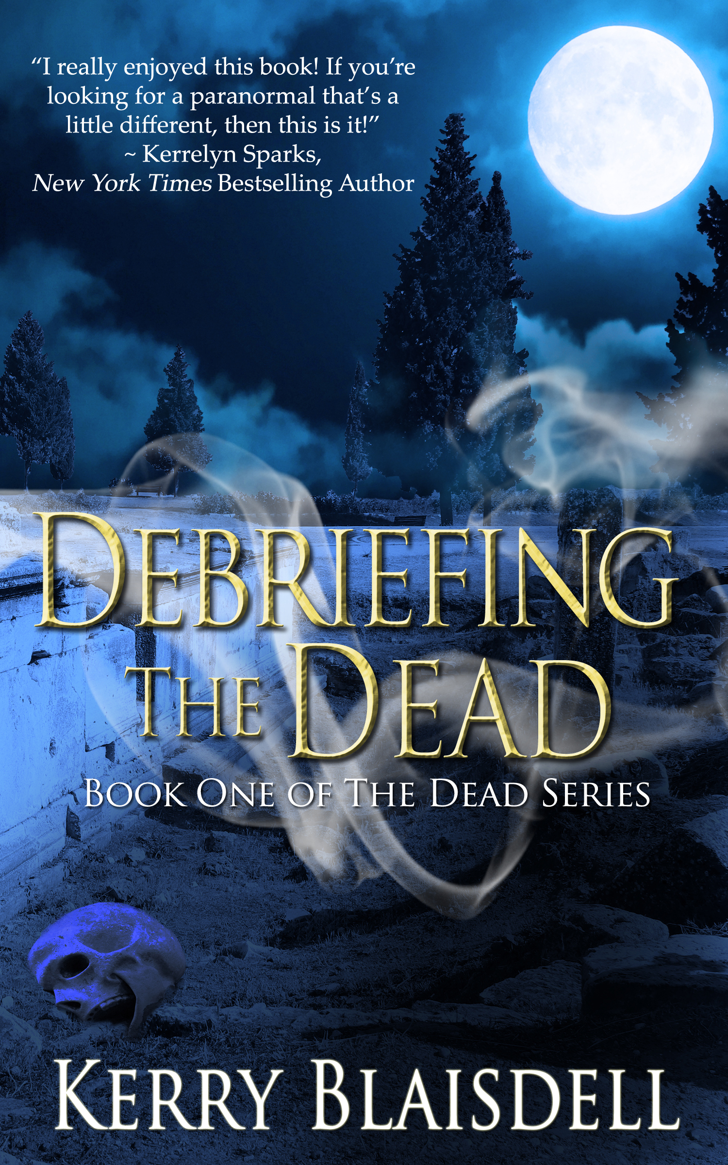 Debriefing the Dead cover