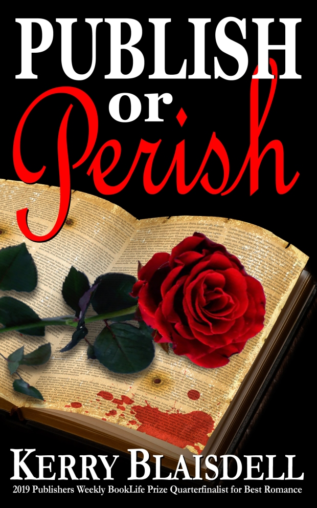 Publish or Perish cover